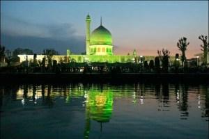 Mosque Loudspeakers In Kashmir Blare Azan At Night, Sparking Panic