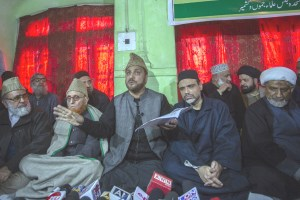 MMU Aghast Over Attacks on Places of Worship in Srinagar