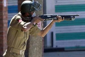UN Chief Asks India To End Pellet Gun Use In Kashmir