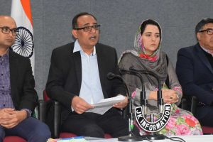 Govt Monitoring Situation Closely;No Need To Panic:Kansal On Coronavirus
