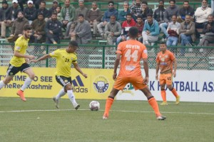 I-League: Real Kashmir Climb To 3rd With Win Over NEROCA