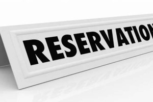 Denial Of Reservation To RBA Community