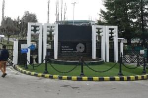 SKICC Renamed As Kashmir International Conference Centre