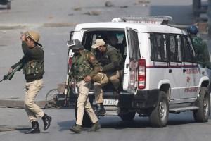 Policeman Killed In Kulgam Militant Attack