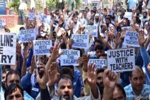 Plight of Kashmir's College Contractual Teachers