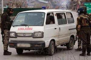 Probe Ordered Into Ambulance Driver's 'Thrashing'