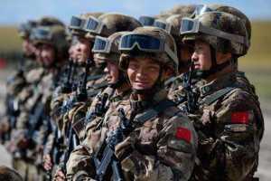 China Names New Commander For Sino-India Border