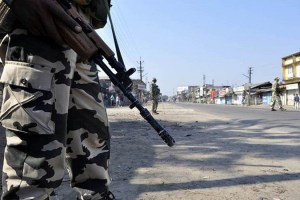 5 CRPF Men Injured After Gun Goes Off