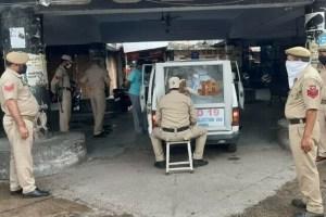 Kathua Police Station Sealed After 3 Cops Test Positive
