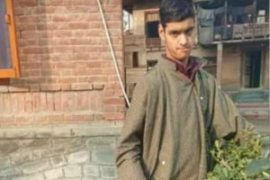 Handicapped Handwara Boy Laid to Rest in Cemetry for Unknown