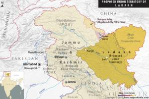 India Rushes More Troops as Tensions with China Escalate in Ladakh