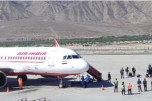 Last Batch Of 310 Stranded Pilgrims Evacuated From Iran,Return To Ladakh