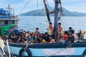 Hundreds Of Rohingya Muslims Stuck At Sea With 'Zero Hope'