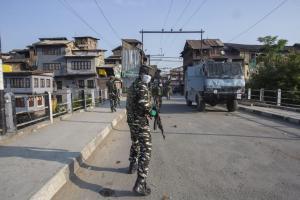 Srinagar Encounter Update: 3 Militants Killed