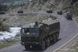 More Troops Deployed Along LAC; Navy, Air Force On High Alert