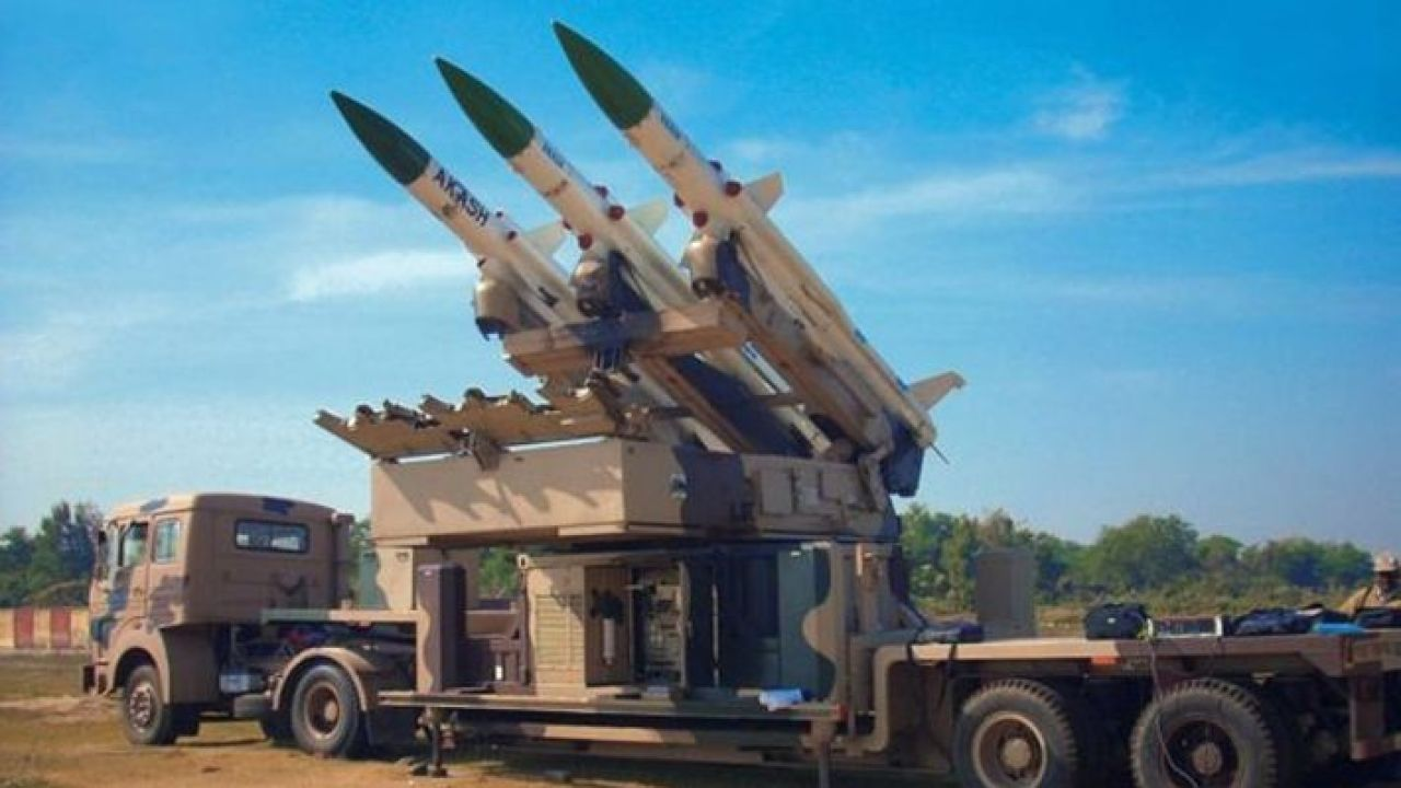India Deploys Missile Systems In Ladakh As Tensions With China ...