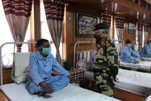 Ladakh Stand-Off: Army Chief Reviews Military Preparedness