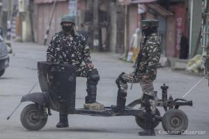 Lockdown to be Re-imposed in Srinagar Areas from Monday: DC