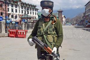 J&K Govt Exempts Central Forces From RTPCR Testing, Quarantine