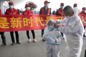 Last Three Covid-19 Patients In China's Wuhan Discharged From Hospital