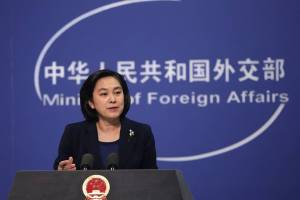 China Asks India Not To Underestimate Its Will