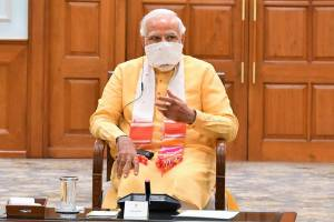 PM Modi Reviews Covid-19 Situation