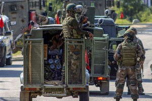 Two Militants Killed In Anantnag Encounter: Police