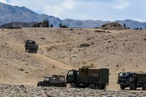 Army, IAF Told To Maintain High Level Alertness Along LAC