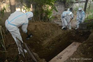 8 More Die Of Covid-19 In Kashmir, Toll In J&K 308