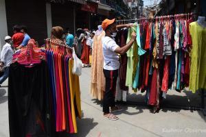 Covid-19 Lockdown Hits Kashmir Business Ahead Of Eid