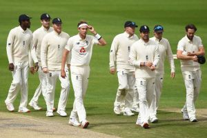 Broad's 10 Wickets Help England Win Test Series Over Windies