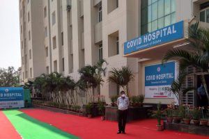 COVID-19 Pandemic: KIIT & KISS Rise to the Occasion