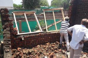 LAWDA Demolishes Illegal Structures In City