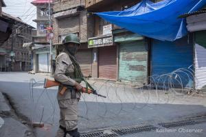Curbs In Kashmir As 6-Day Lockdown Begins