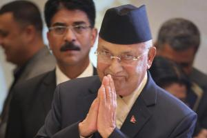 Real Ayodhya in Nepal, Lord Ram not Indian: Nepal PM