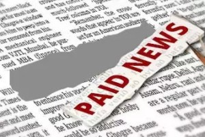 Paid News Is Killing The Media