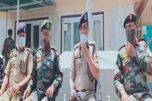 40 Foreign, 17 Local Militants Active in North Kashmir: Police