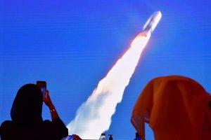 UAE's Mars Mission: Al Amal for Muslims