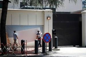 China Seizes US Consulate In Chengdu, Retaliating For Houston