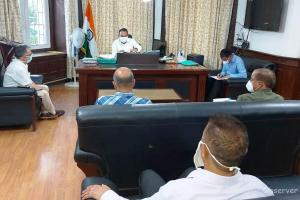 Div Com Takes Stock Of Deficit Rainfall Situation