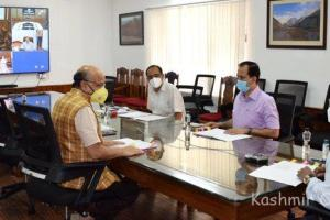 J&K Govt Abolishes, Reorganizes Engineering Wings of Various Deptts