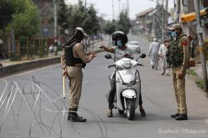 HRW Slams GoI Over 'Human Rights Abuses' In Kashmir