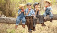 Being Out In Nature Could Improve Children's Health