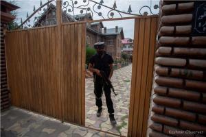 In Photos   Manhunt at Nowgam