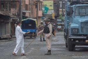 Spinning of an Alternate Reality in Kashmir