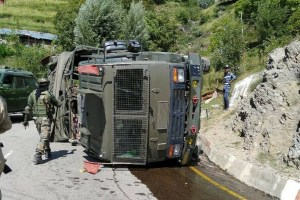 2 Soldiers Among 3 Killed In Separate Accidents In J&K