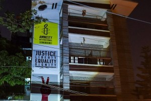 Centre Gets Notice Over Amnesty Closing Operations Alleging 'Witch-Hunt'