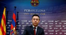Barcelona President Bartomeu Quits In Fallout Of Messi Feud