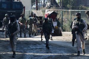 Hizb Top Commander Dr Saifullah Killed In Srinagar Encounter