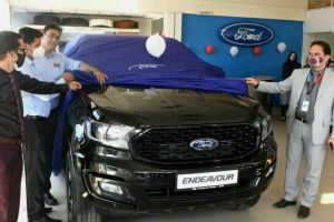 Auto Wings Launches Special Edition of Endeavour Sport
